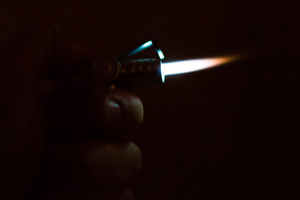 photo: Primus PowerLighter fire starter