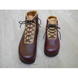 photo of a Leahy Custom Hiking Boots hiking boot