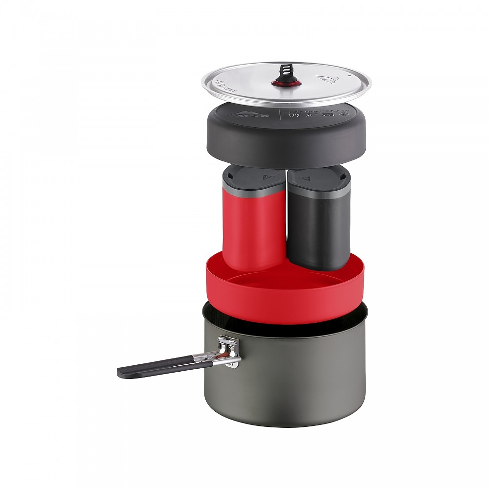 photo: MSR Alpinist 2 System pot/pan