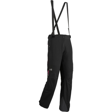 photo: Millet Altiride Composite Pant snowsport pant