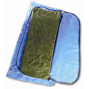 photo: Blackstone Bedroll Protector bivy sack