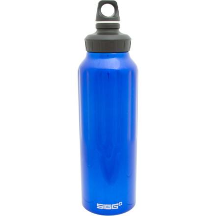 photo: SIGG Traveler Bottle 1.5 Liter water bottle