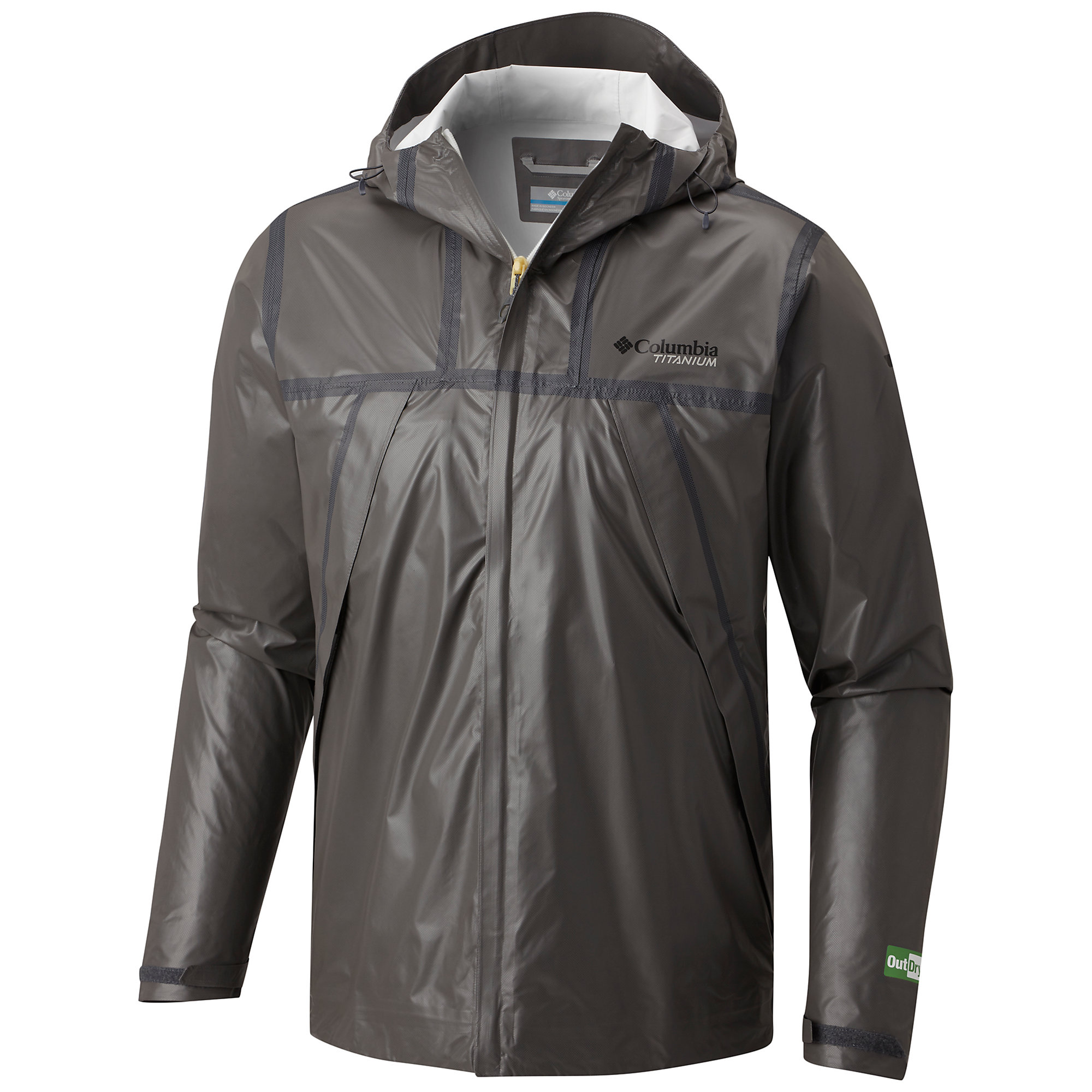 photo: Columbia OutDry Ex Eco Jacket waterproof jacket