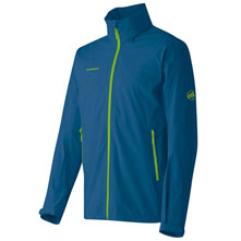 photo: Mammut Shirko Jacket waterproof jacket