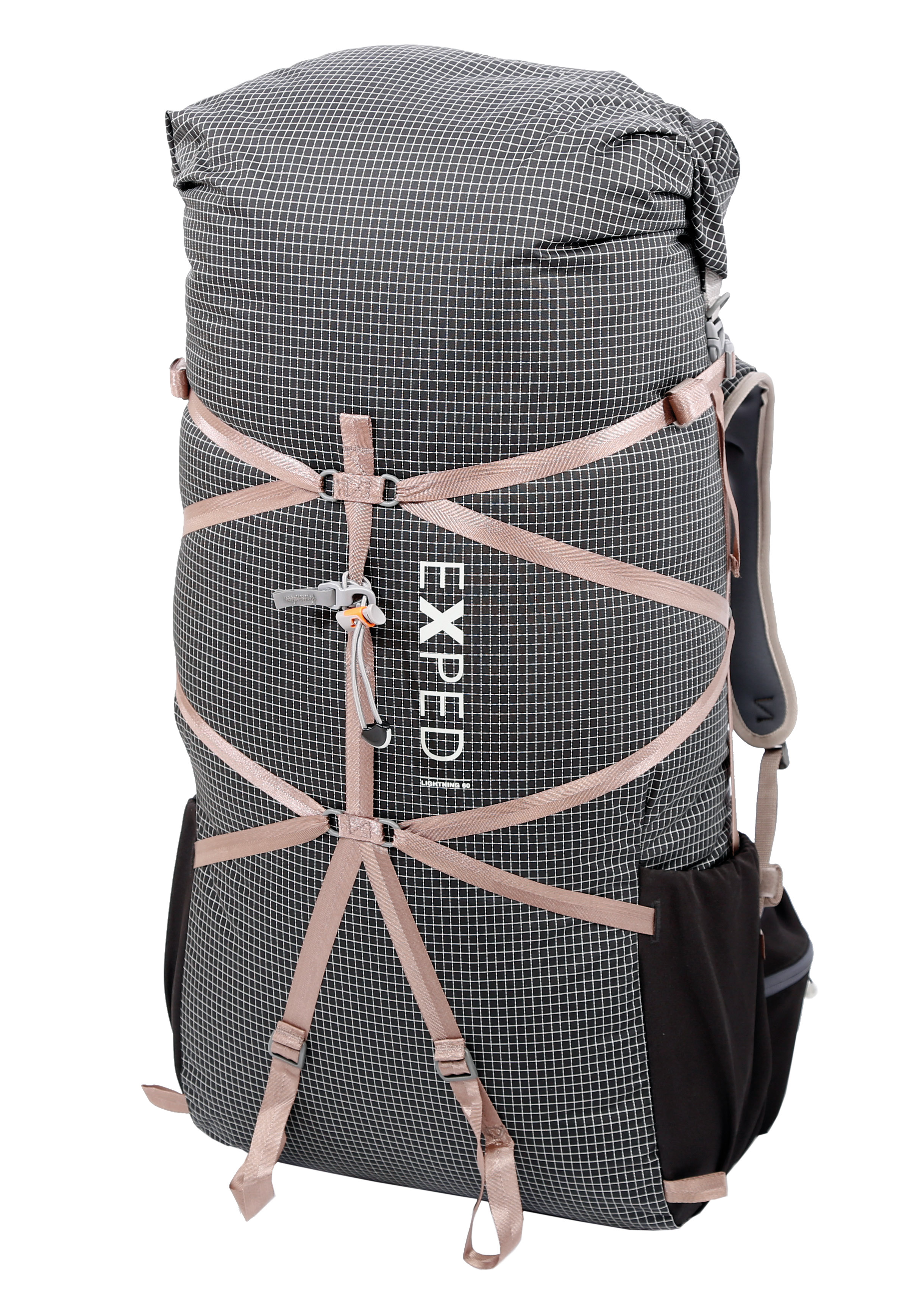 photo: Exped Lightning 60 weekend pack (50-69l)