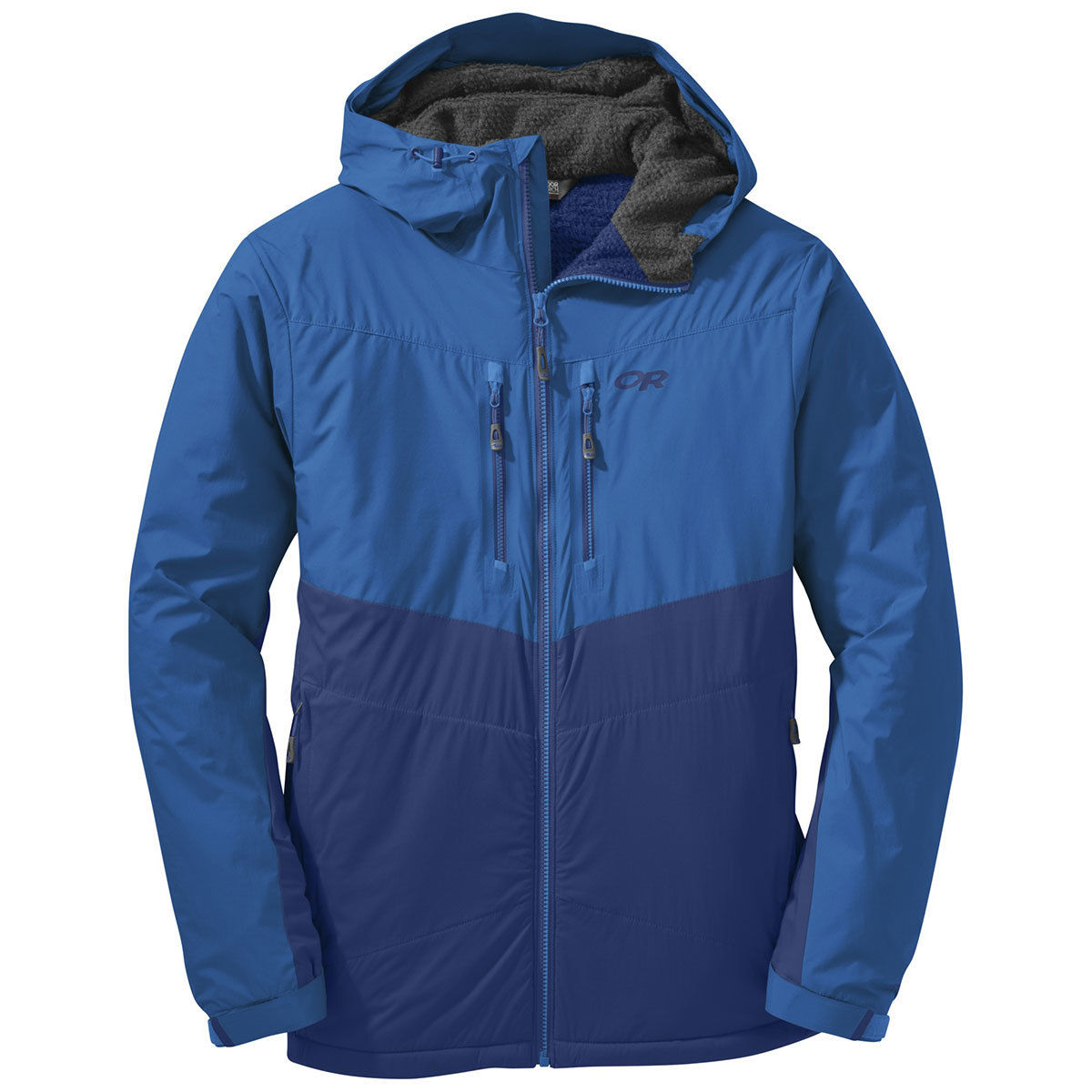 photo: Outdoor Research Alpenice Hooded Jacket synthetic insulated jacket