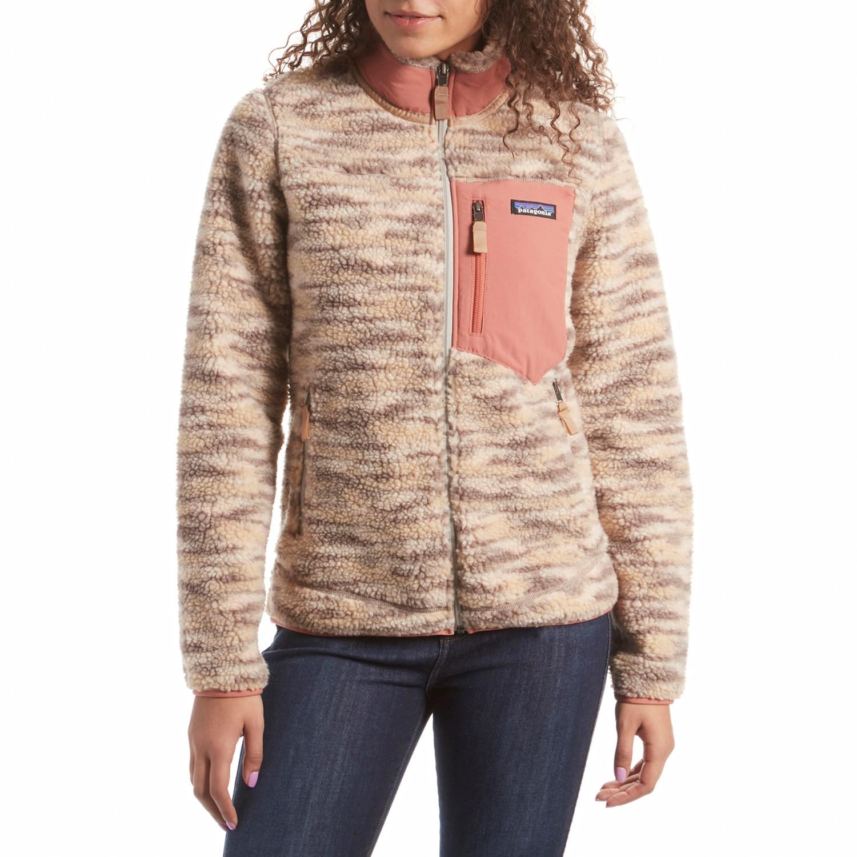 photo: Patagonia Women's Retro-X Jacket fleece jacket