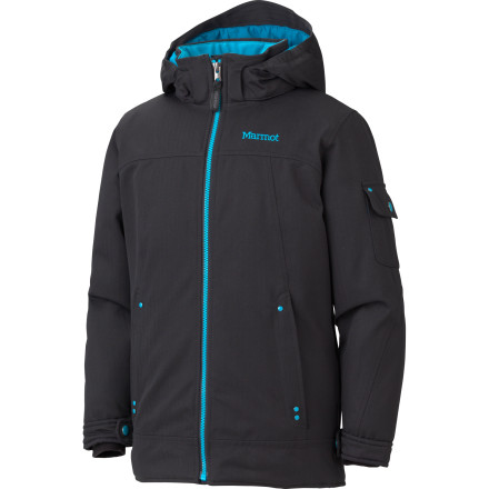 photo: Marmot Slopeside Jacket synthetic insulated jacket