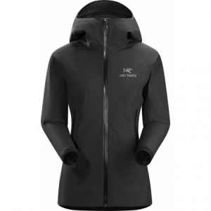 photo: Arc'teryx Women's Beta SL Jacket waterproof jacket
