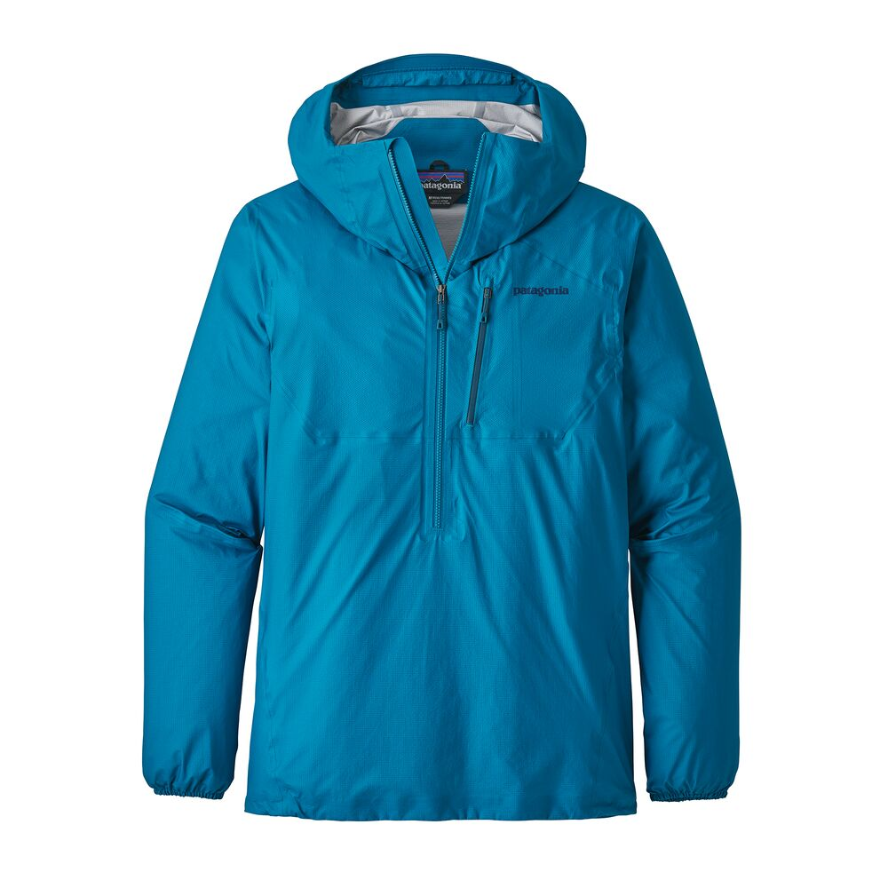 photo: Patagonia M10 Anorak waterproof jacket