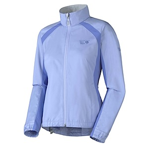 photo: Mountain Hardwear Women's Telesto Jacket wind shirt