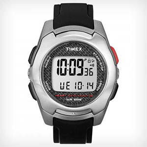 photo of a Timex running gear