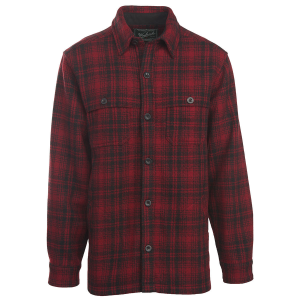 photo: Woolrich Stag Shirt hiking shirt