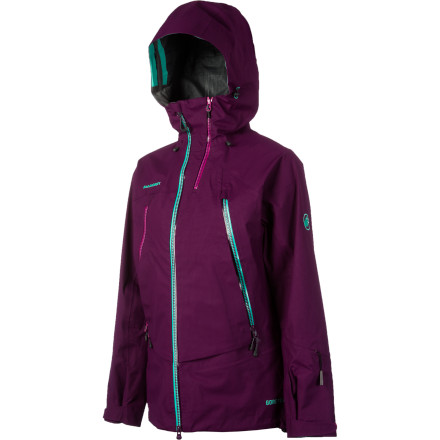 photo: Mammut Sunridge Jacket soft shell jacket