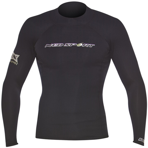photo: Neosport Women's XSpan Long Sleeve Top long sleeve paddling shirt