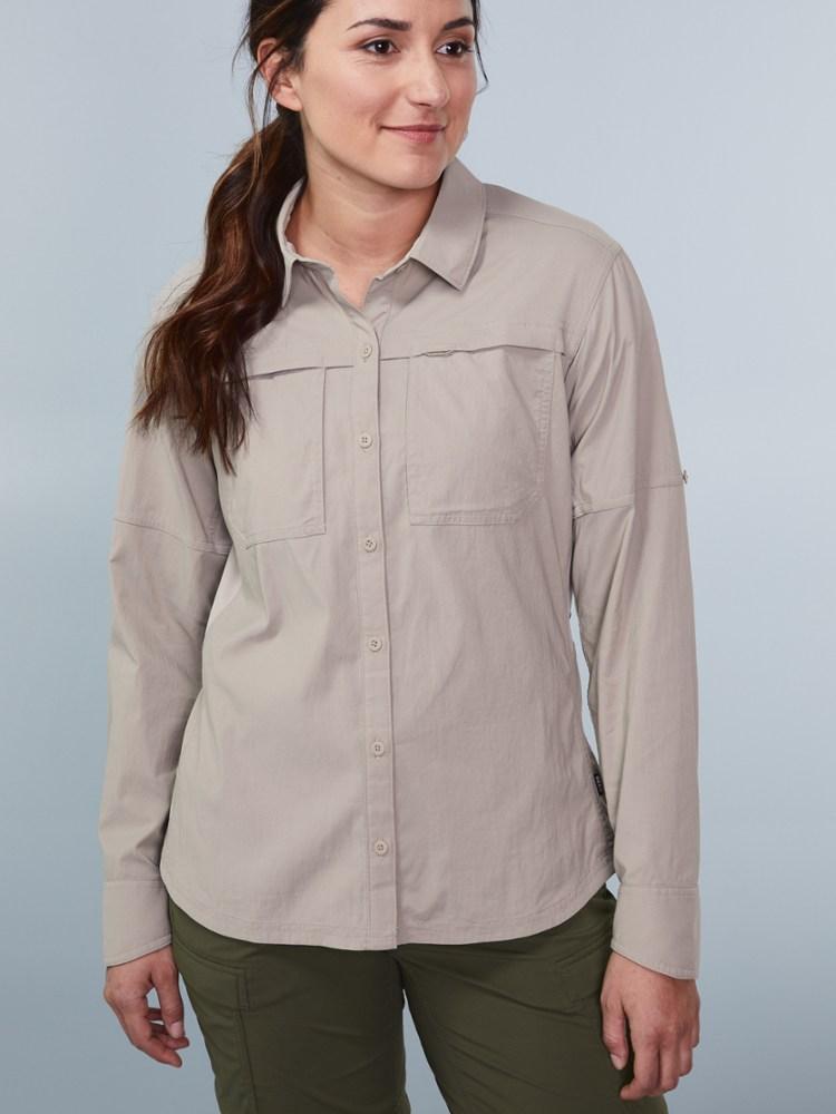REI Sahara Long-Sleeve Shirt