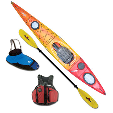 photo: Dagger Alchemy 14.0L touring kayak