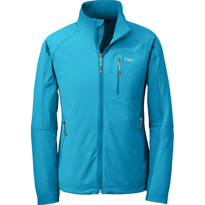 photo: Outdoor Research Women's Ferrosi Jacket soft shell jacket