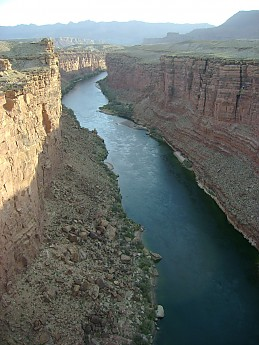 View-of-Colorado-River-from-Navajo-Bridg