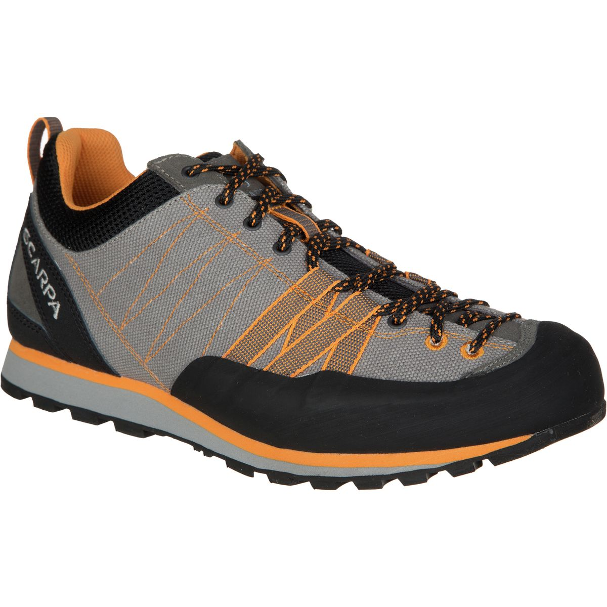 photo: Scarpa Men's Crux Canvas approach shoe