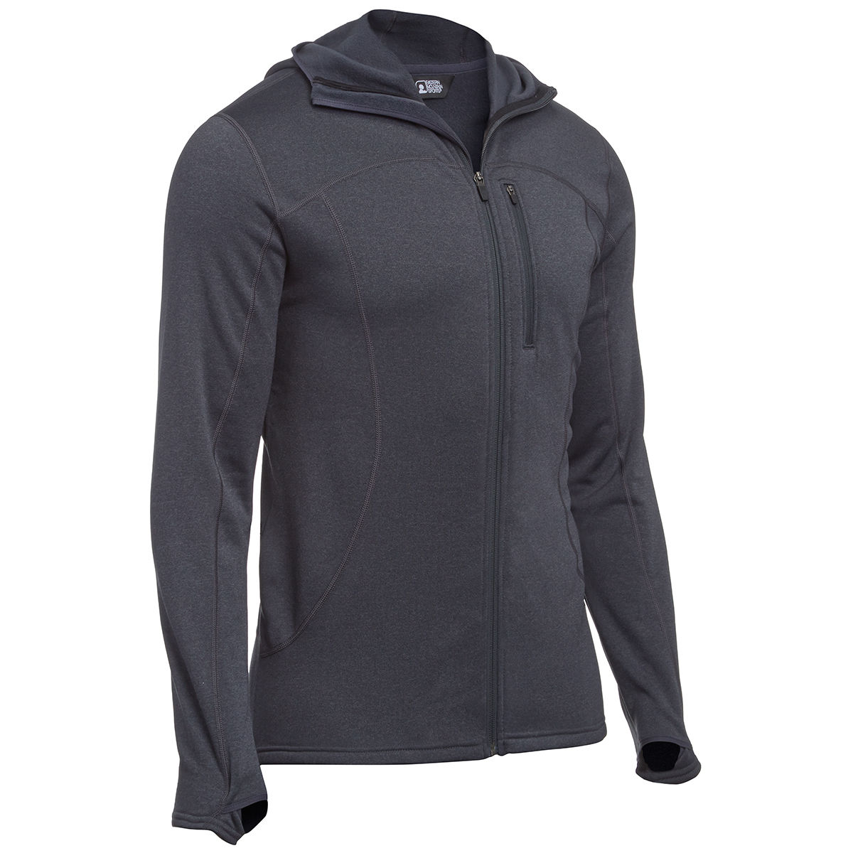 EMS Vector Power Stretch Full-Zip Hoodie