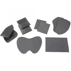 photo: Padz / NSI Kayak Deluxe Outfit Kit canoe/kayak pad