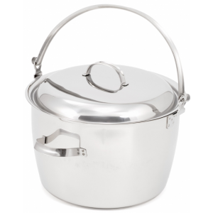 GSI Outdoors Glacier Stainless Kettle 13 Qt