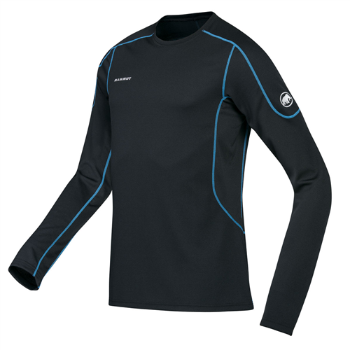 photo: Mammut Men's Go Warm Longsleeve base layer top
