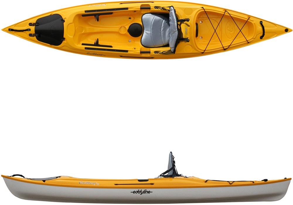 photo: Eddyline Caribbean 12 sit-on-top kayak