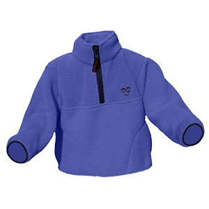 photo of a Roonwear fleece jacket