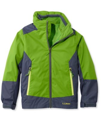 photo: L.L.Bean Wildcat 3-in-1 Parka component (3-in-1) jacket