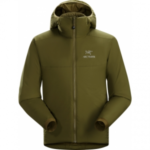 photo: Arc'teryx Atom AR Hoody synthetic insulated jacket
