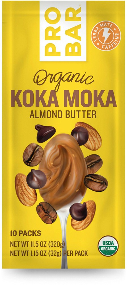 photo: ProBar Almond Butter Nut Butter snack/side dish
