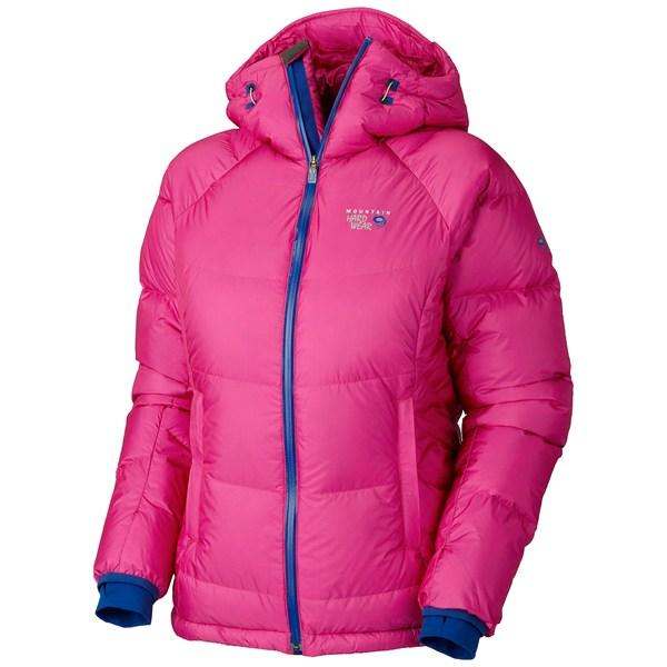 photo: Mountain Hardwear Women's Nilas Jacket down insulated jacket