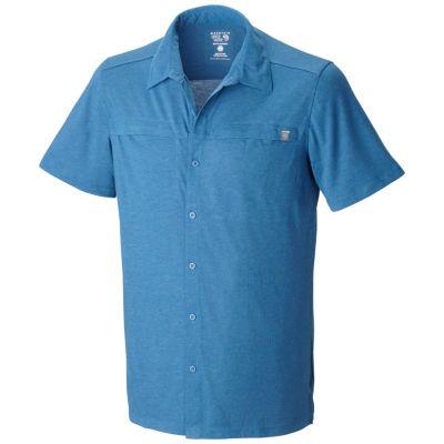 photo: Mountain Hardwear Frequentor S/S Shirt hiking shirt