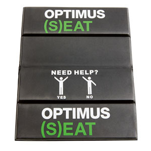 photo of a Optimus camp chair