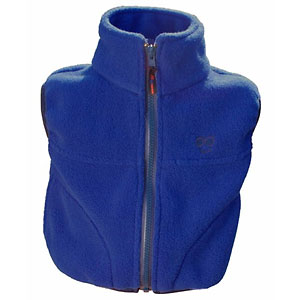 photo: Roonwear Half-Traveler Vest fleece vest