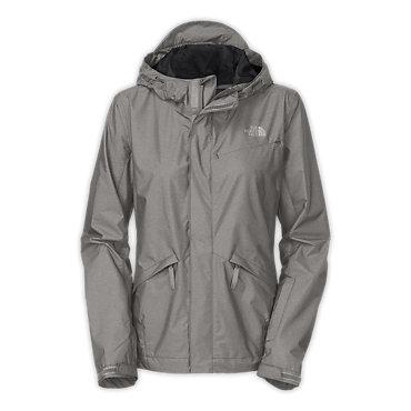 photo: The North Face Women's Bleecker Jacket waterproof jacket