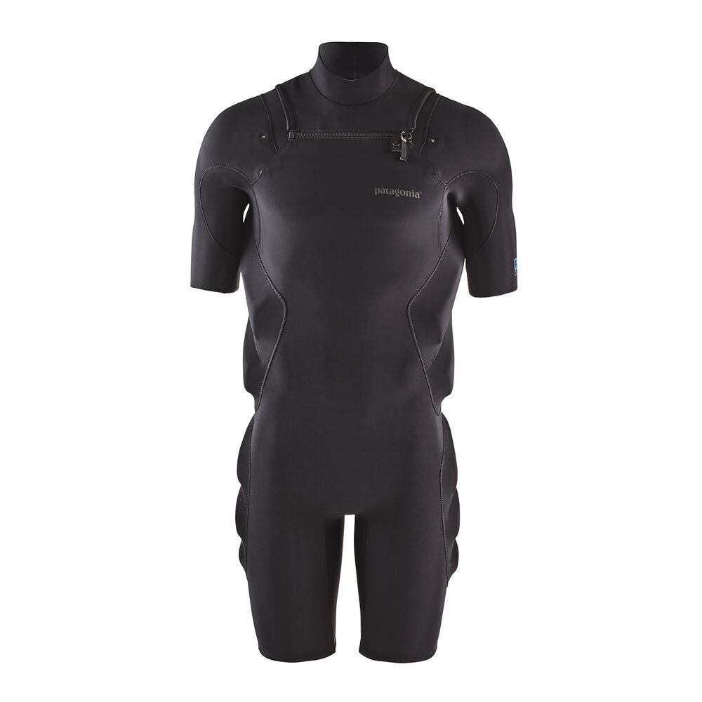 photo: Patagonia R1 Yulex Impact Front-Zip Spring Suit wet suit