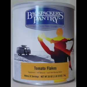 Backpacker's Pantry Tomato Flakes