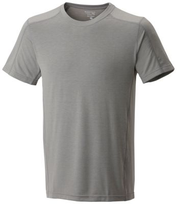 photo: Mountain Hardwear Dryhiker S/S T short sleeve performance top