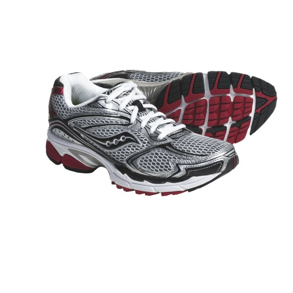 photo: Saucony Men's ProGrid Guide 4 trail running shoe