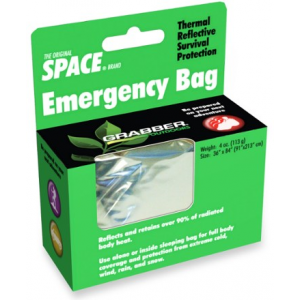 Space Emergency Bag