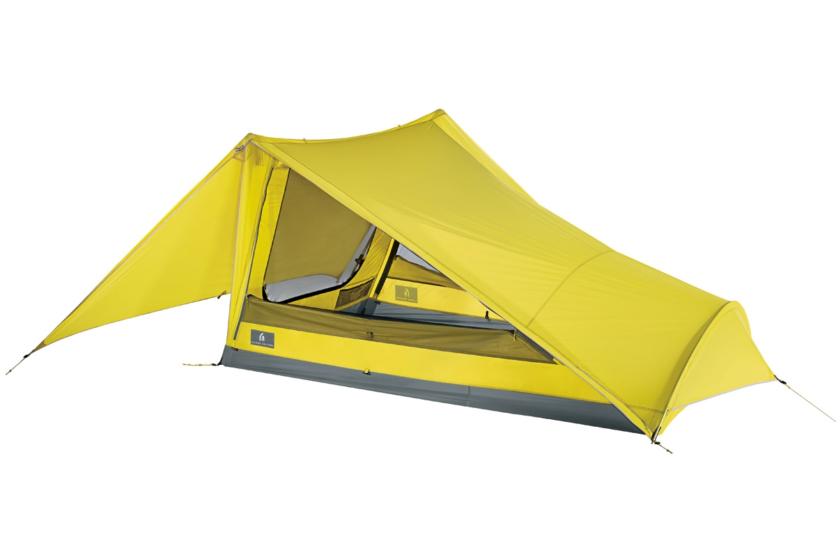 photo: Sierra Designs Tensegrity 2 Elite three-season tent