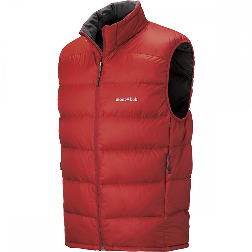 photo: MontBell Alpine Light Down Vest down insulated vest
