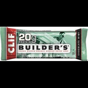 photo: Clif Builder's Chocolate Mint Bar nutrition bar