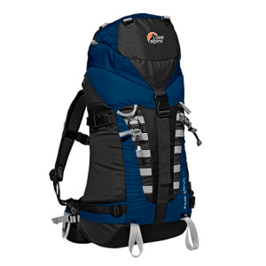 photo: Lowe Alpine Peak Attack 40 overnight pack (35-49l)