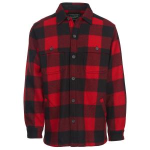 photo: Woolrich Stag Shirt hiking shirt
