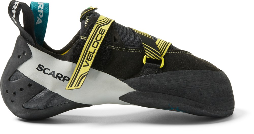 photo: Scarpa Men's Veloce climbing shoe