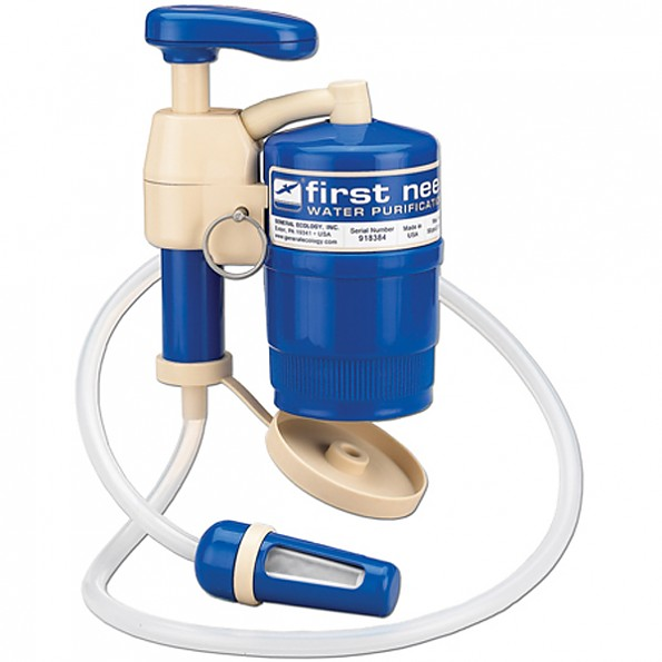 First Need Deluxe Water Purifier